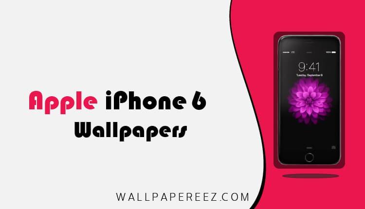 خلفيات iPhone 6 و خلفيات iPhone 6 Plus الأصلية
