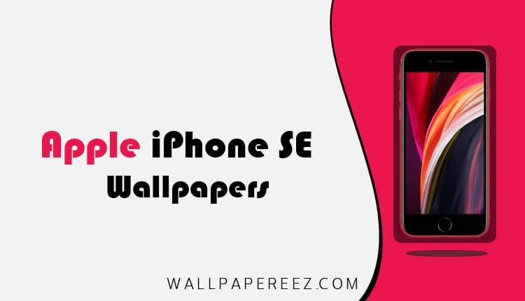 تحميل خلفيات iPhone SE 2020 الاصلية رابط مباشر