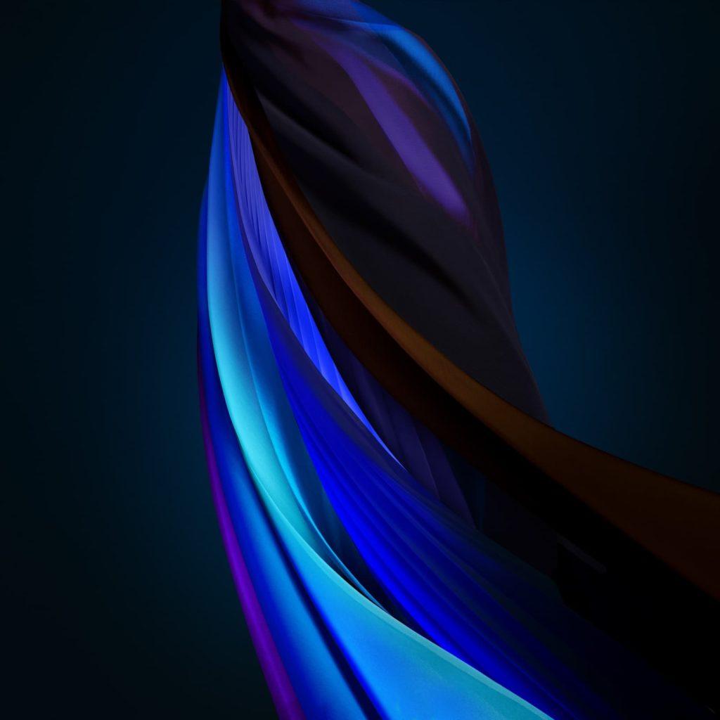 خلفيات ايفون iPhone SE 2020 الاصلية