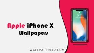 خلفيات ايفون iPhone X الاصلية | خلفيات صور بجودة عالية