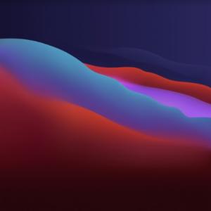 خلفيات ايباد macOS Big Sur