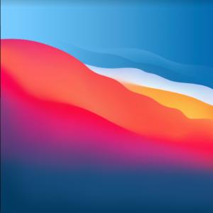 خلفيات جوال macOS 11 الاصلية