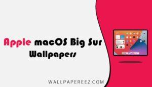 خلفيات macOS Big Sur الاصلية | خلفيات ايباد بدقة 5K