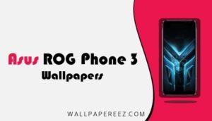 خلفيات اسوس روج فون 3 الاصلية | خلفيات جوال بدقة [FHD+]