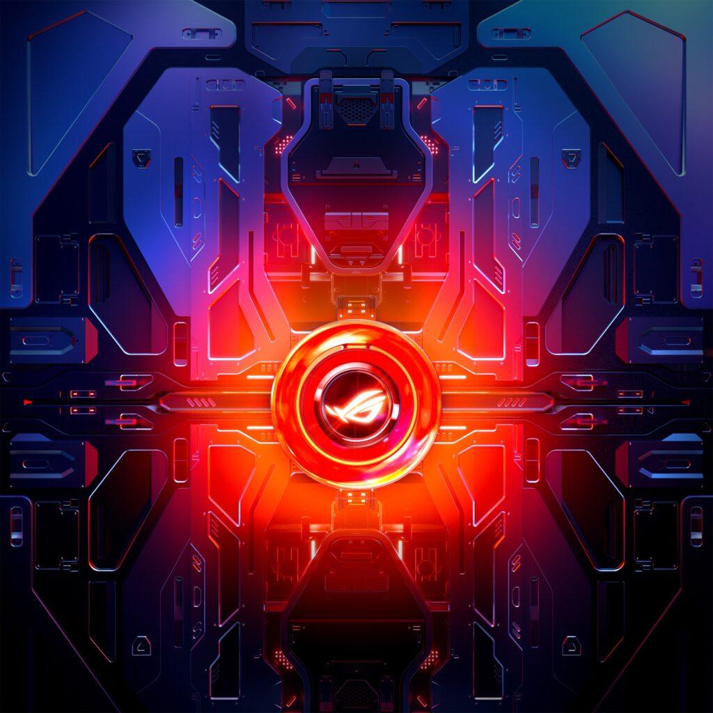 Asus ROG Phone 3 background