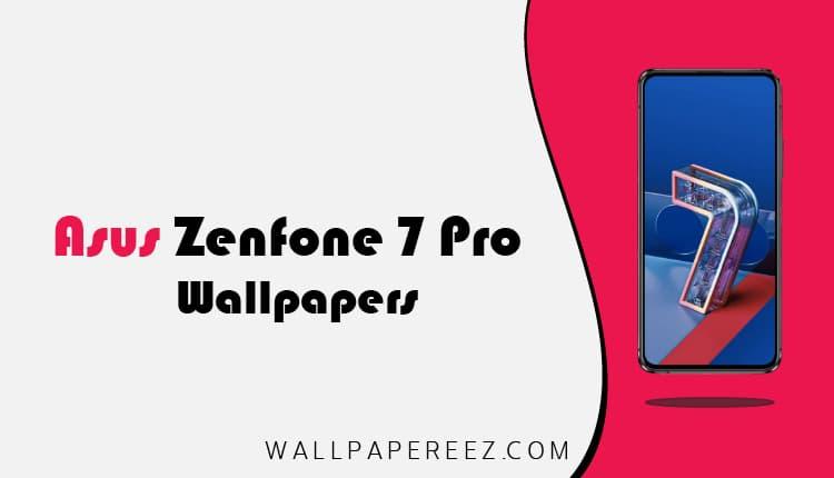 خلفيات اسوس Zenfone 7 Pro الاصلية خلفيات جوال بدقة [FHD+]