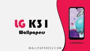خلفيات ال جي K31 الاصلية | خلفيات جوال بدقة [FHD+]