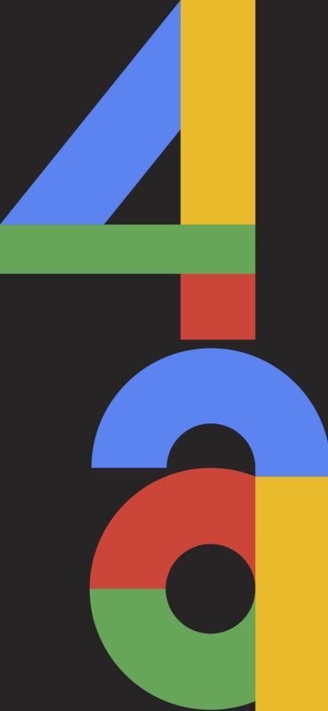 خلفيات جوجل بكسل 4a الاصلية