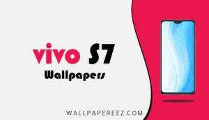 خلفيات فيفو S7 الاصلية | خلفيات جوال روعة بدقة [FHD+]