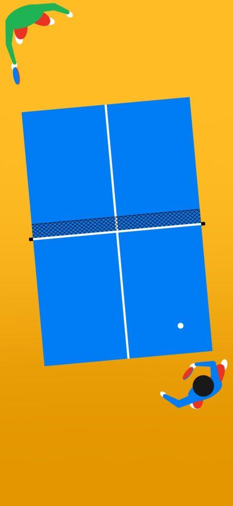 خلفيات Google Pixel 4a الاصلية 2