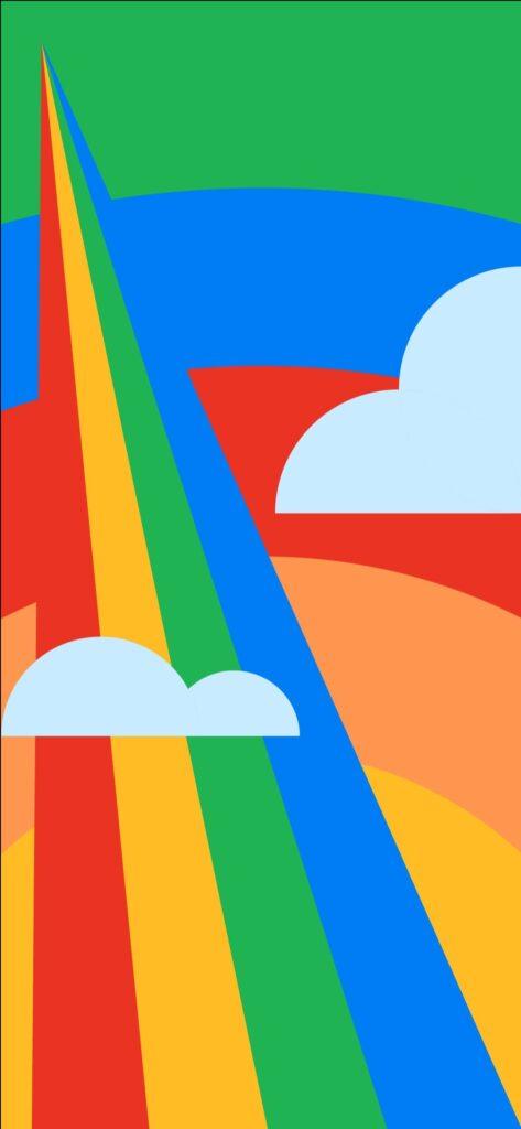 Google Pixel 4a wallpaper