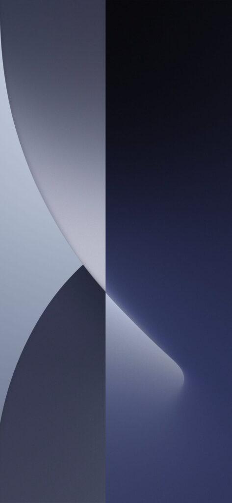 خلفيات جوال ايفون iOS 14 مزدوجة