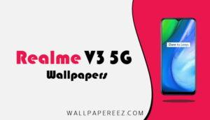 خلفيات ريلمي V3 5G الاصلية | خلفيات جوال بدقة [HD+]