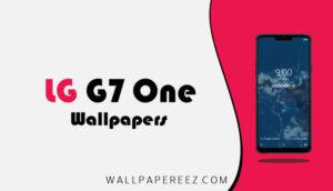 خلفيات LG G7 One الاصلية | خلفيات جميلة جدا للموبايل