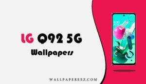 خلفيات LG Q92 5G الاصلية | خلفيات جوال بدقة [FHD+]