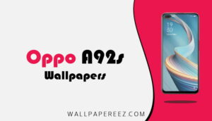 خلفيات Oppo A92s الاصلية | خلفيات جوال جميلة