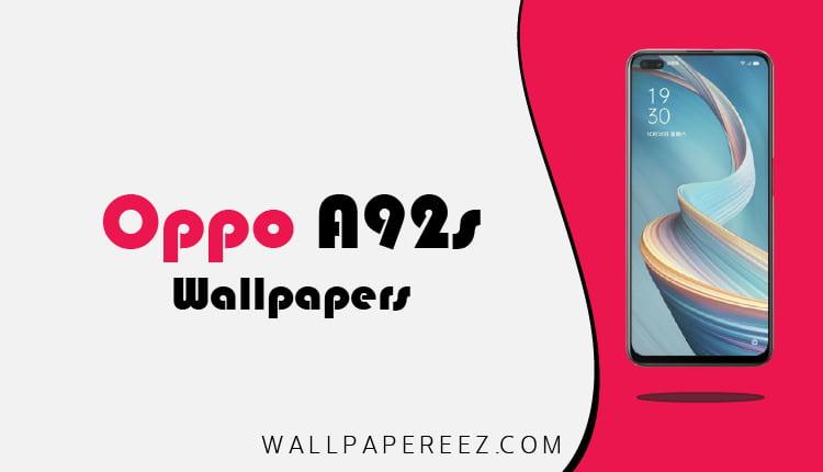 تحميل خلفيات أوبو Oppo A92s الاصلية برابط مباشر