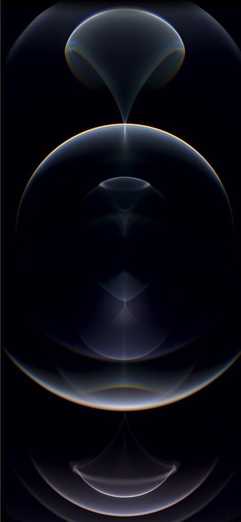 خلفيات ايفون 12 برو ماكس الرسمية
