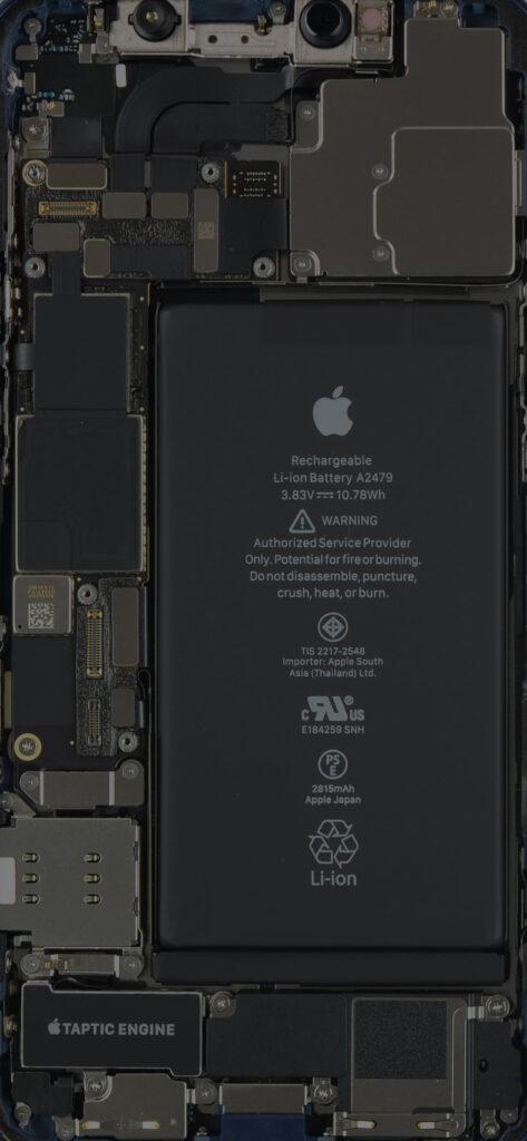 خلفيات جوال iPhone 12 Pro Teardown