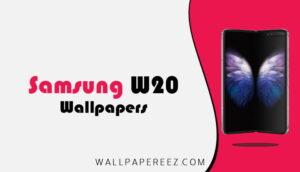 خلفيات سامسونج W20 5G الاصلية | خلفيات موبايل روعة