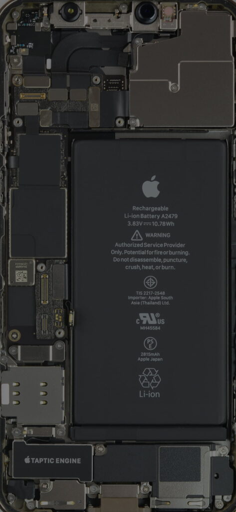 خلفيات موبايل iPhone 12 Pro Teardown