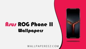 خلفيات Asus ROG Phone II الاصلية | خلفيات جوال روعة