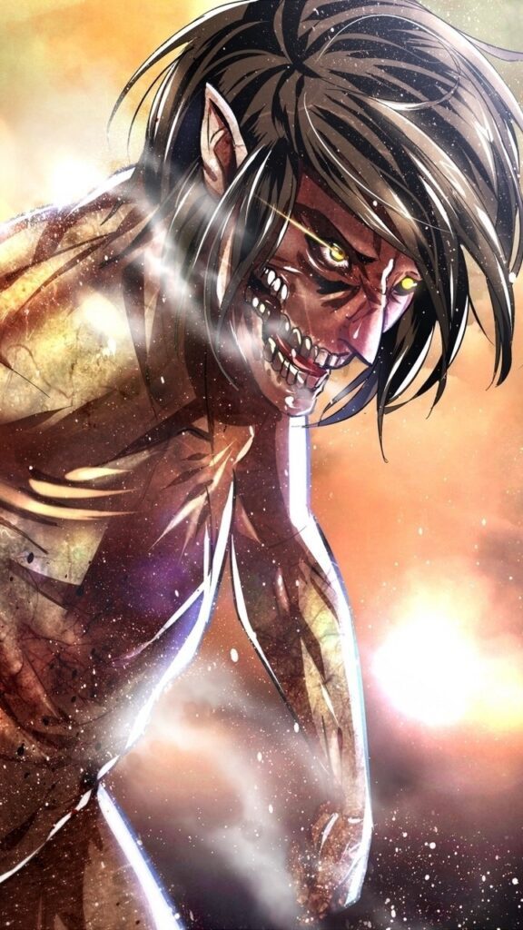 خلفيات Attack On Titan (6)