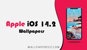 خلفيات iOS 14.2 الاصلية | خلفيات جوال ايفون 4K