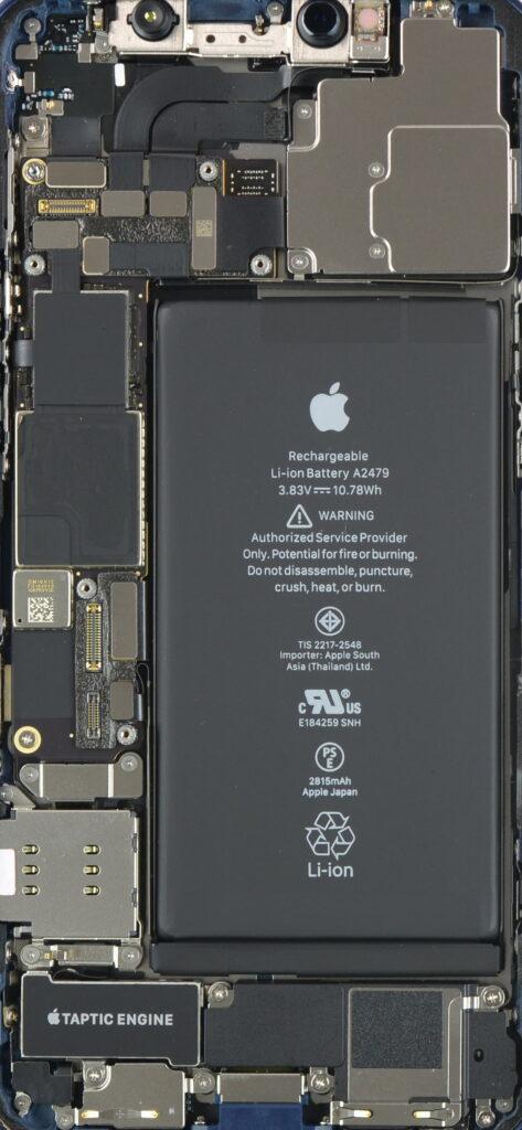 خلفيات iPhone 12 Pro Teardown _(2)_