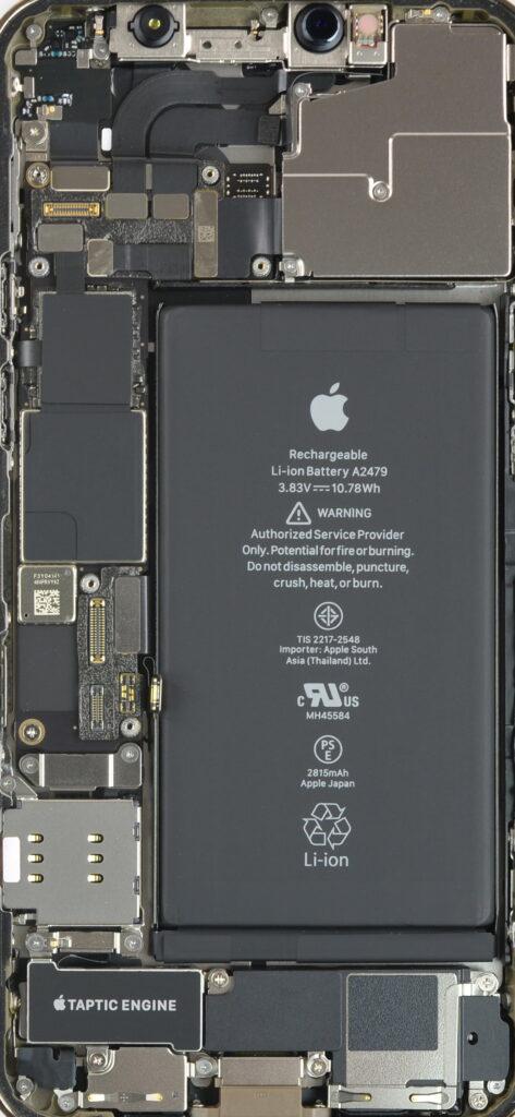 خلفيات iPhone 12 Pro Teardown __