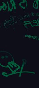 تحميل خلفيات OnePlus 8T Cyberpunk 2077 الرسمية