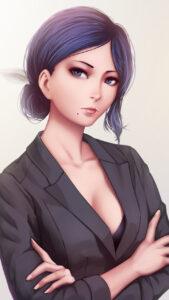 خلفيات انمي Tokyo Ghoul - خلفيات انمي طوكيو غول للجوال (13)