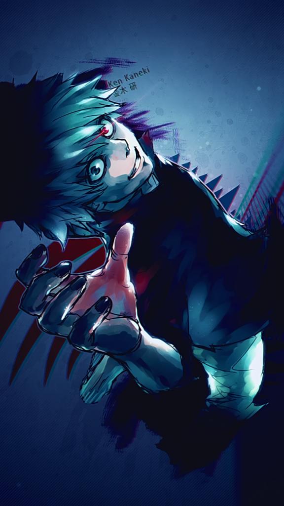 خلفيات انمي Tokyo Ghoul - خلفيات انمي طوكيو غول للجوال (2)