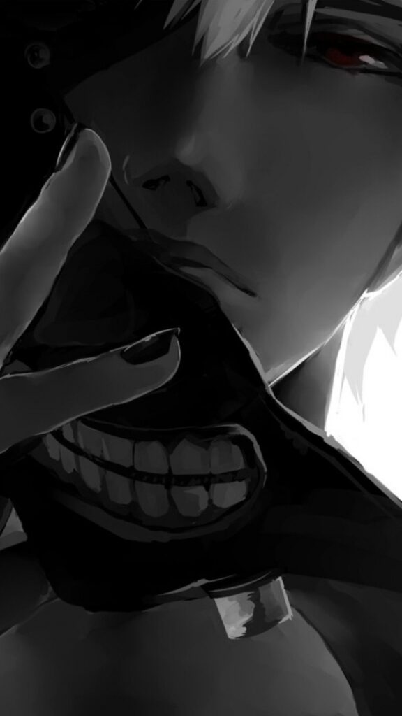 خلفيات انمي Tokyo Ghoul - خلفيات انمي طوكيو غول للجوال (4)