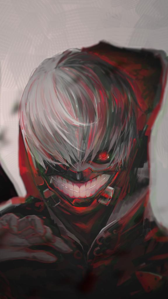 خلفيات انمي Tokyo Ghoul - خلفيات انمي طوكيو غول للجوال (8)