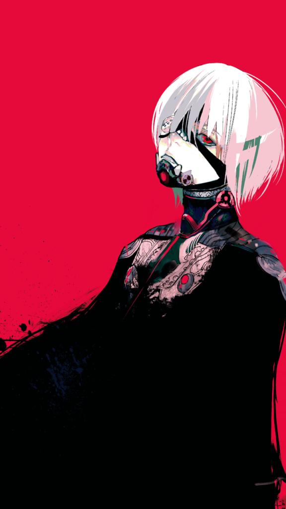 خلفيات انمي Tokyo Ghoul - خلفيات انمي طوكيو غول للجوال (9)