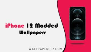 خلفيات ايفون iPhone 12 و خلفيات iPhone 12 Pro المعدلة | خلفيات جوال روعة