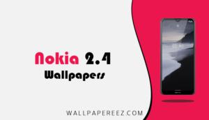 خلفيات Nokia 2.4 الاصلية | خلفيات طبيعية روعة