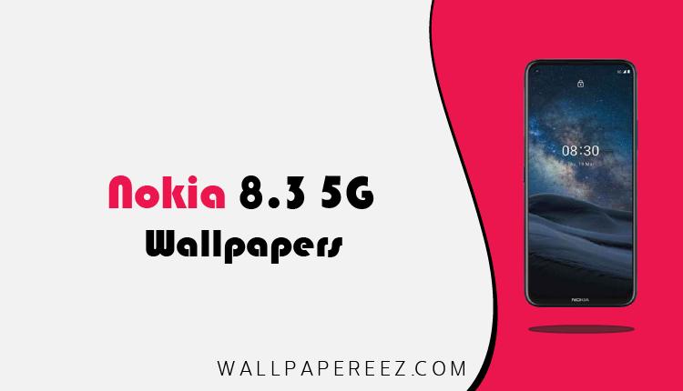 خلفيات Nokia 8.3 5G الاصلية خلفيات روعة بدقة عالية