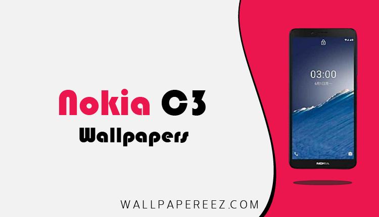 خلفيات Nokia C3 الاصلية | خلفيات طبيعية للجوال