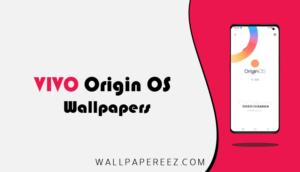 خلفيات Origin OS الاصلية | خلفيات ورود للجوال