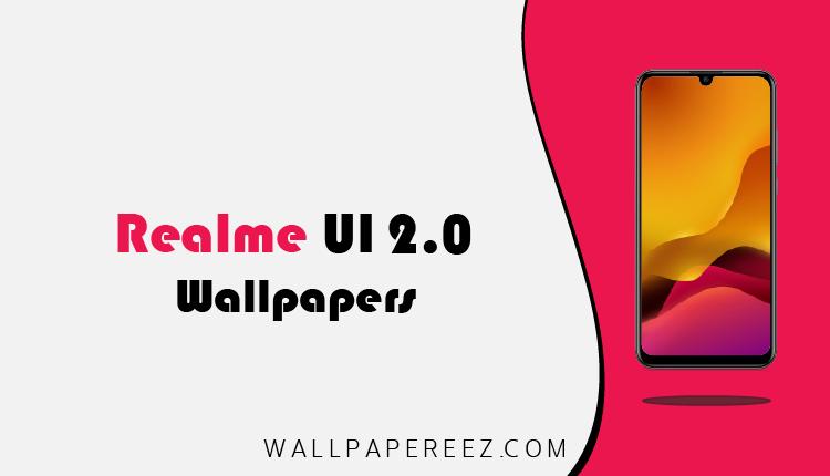 خلفيات Realme UI 2.0 الاصلية خلفيات جوال جميلة