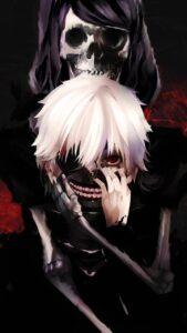 Tokyo Ghoul wallpapers - خلفيات انمي طوكيو غول للجوال