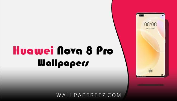 تحميل خلفيات Huawei Nova 8 Pro الاصلية برابط مباشر