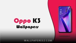 خلفيات Oppo K3 الاصلية | خلفيات جوال جميلة