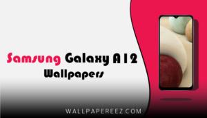 خلفيات Samsung Galaxy A12 الاصلية | خلفيات جوال روعة