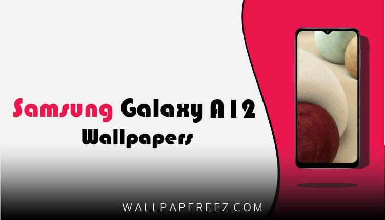 تحميل خلفيات Samsung Galaxy A12 الاصلية برابط مباشر