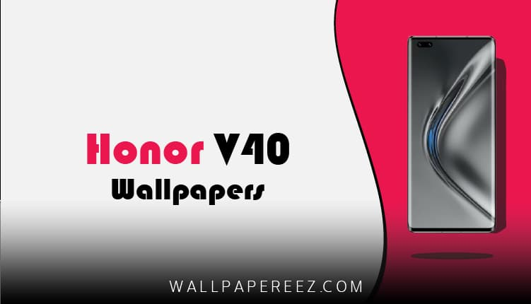 خلفيات هونر Honor V40 الاصلية | خلفيات جوال روعة