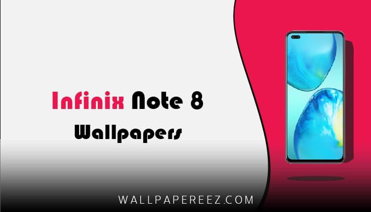 خلفيات Infinix Note 8 الاصلية | خلفيات موبايل جميلة [HD+]