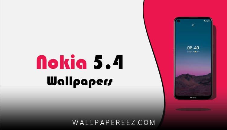 تحميل خلفيات Nokia 5.4 الاصلية برابط مباشر